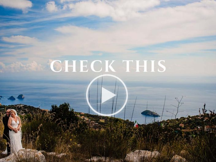 Destination Wedding Film Italy